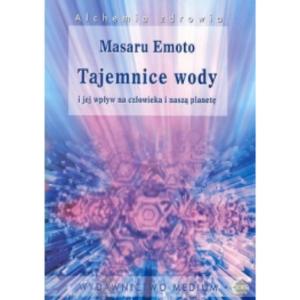 Książka Masaru Emoto - polska okładka